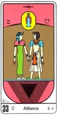 A Incerteza no Tarô Egípcio Kier