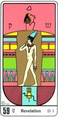 A Revelação no Tarô Egípcio Kier