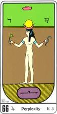 A Perplexidade no Tarô Egípcio Kier