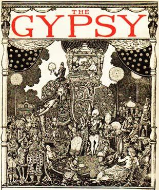Gypsy, pela The Pomegranate, s.data