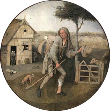 O Peregrino de Bosch