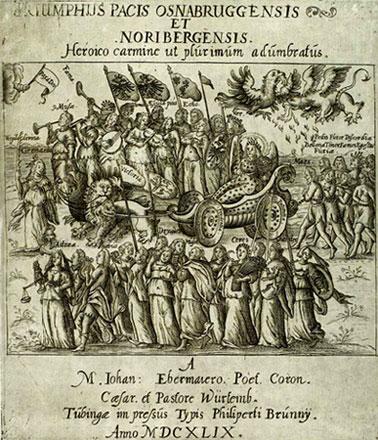 Triunfo da Paz - 1649