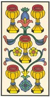 O Cinco de Copas no Tarot de Marselha - Kris Hadar
