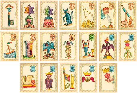 Cartas do Oráculo de Belline