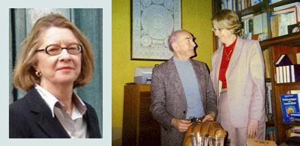 Celisa Beranger e André Barbault