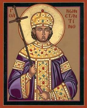 Constantino, Imperador Romano