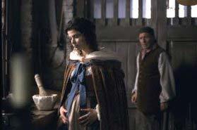 Anna e seu esposo, o luthier